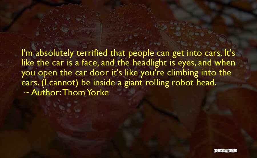 Mr Robot Quotes By Thom Yorke