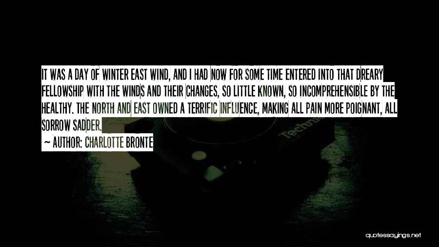 Mr Terrific Quotes By Charlotte Bronte