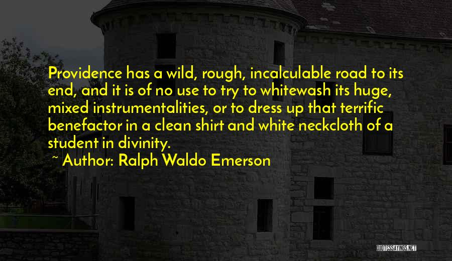 Mr Terrific Quotes By Ralph Waldo Emerson