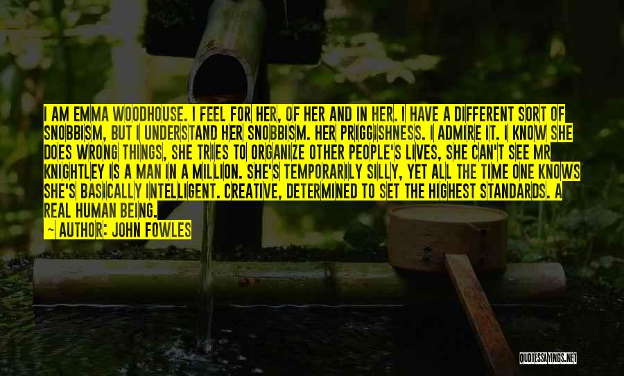 Mr Woodhouse Quotes By John Fowles
