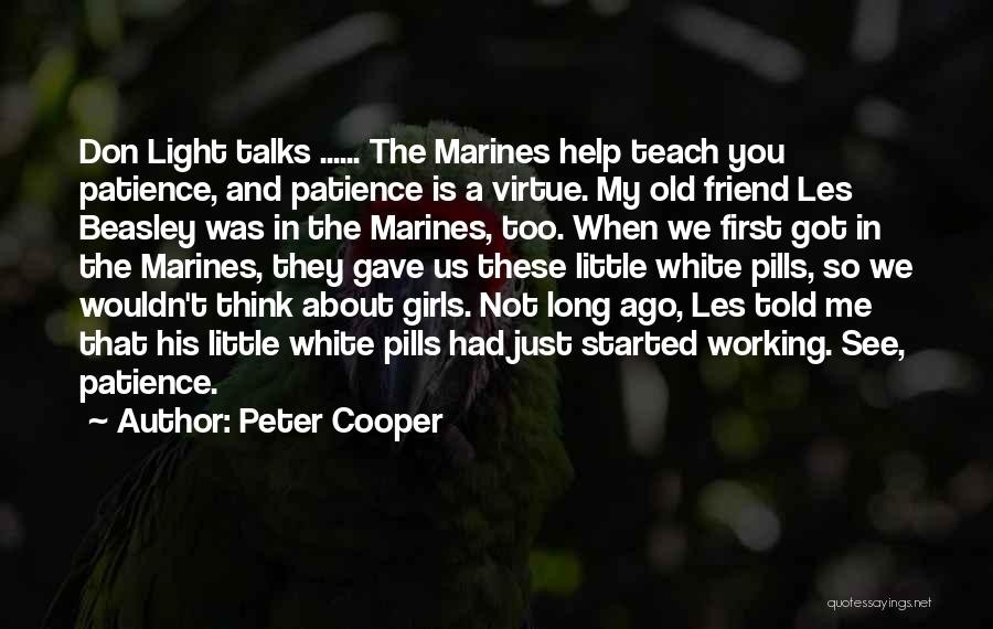 Mrs Beasley Quotes By Peter Cooper