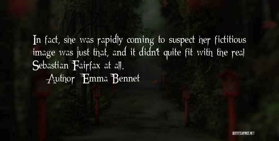 Mrs Bennet Quotes By Emma Bennet