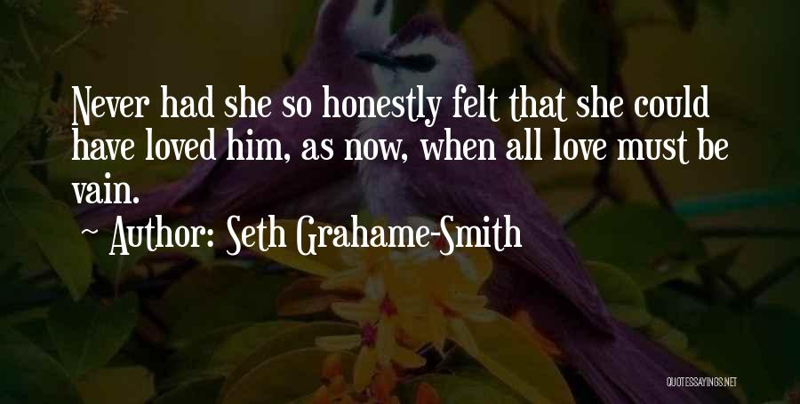 Mrs Bennet Quotes By Seth Grahame-Smith