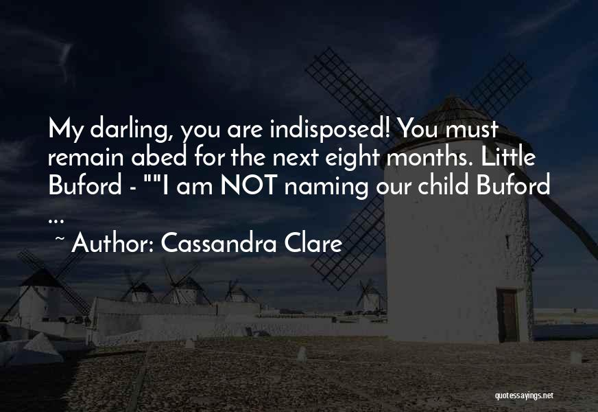 Mrs Darling Quotes By Cassandra Clare