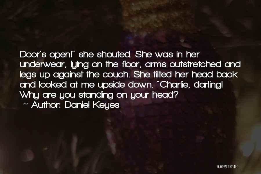 Mrs Darling Quotes By Daniel Keyes