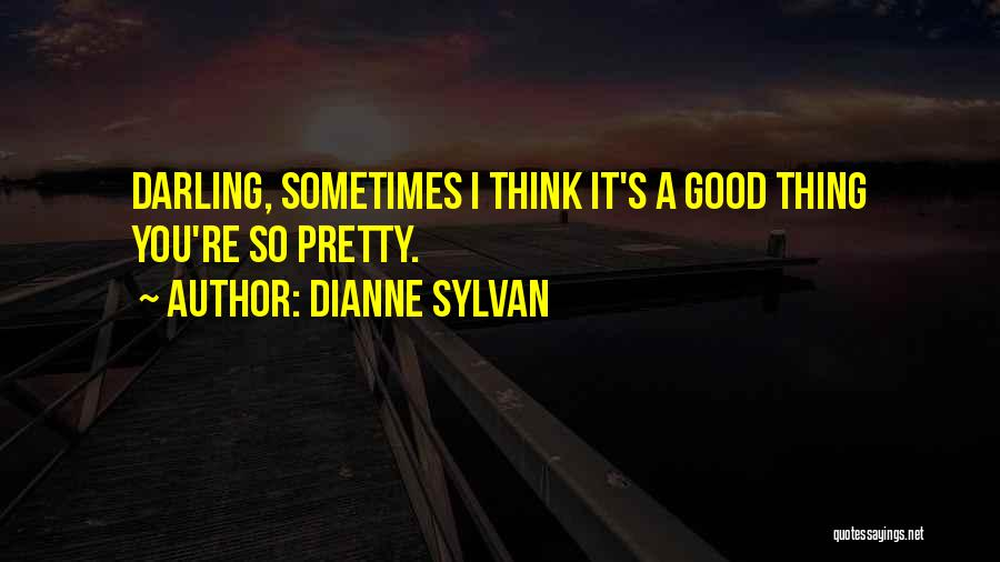 Mrs Darling Quotes By Dianne Sylvan