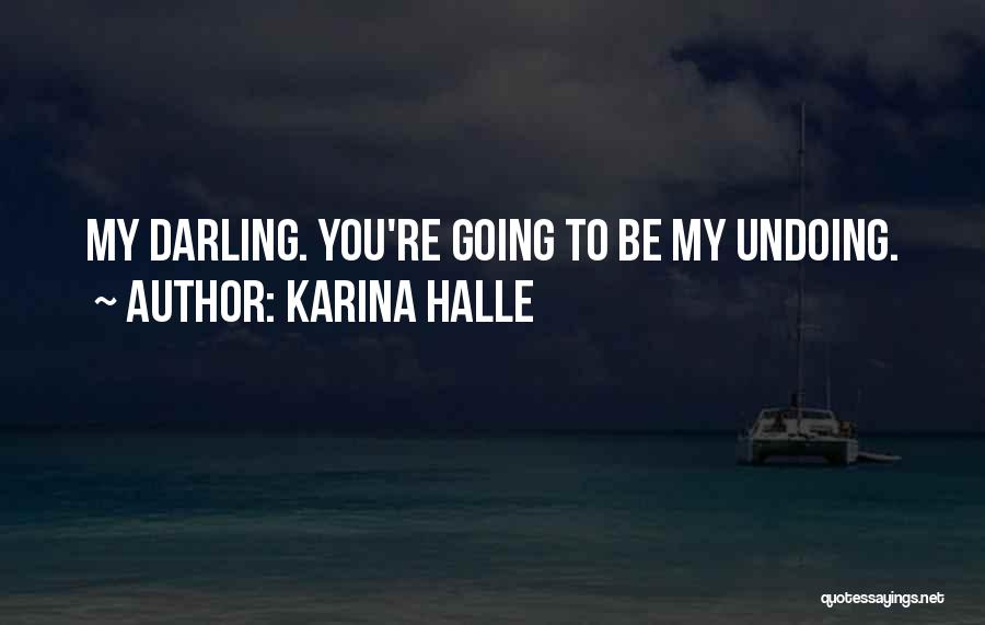 Mrs Darling Quotes By Karina Halle