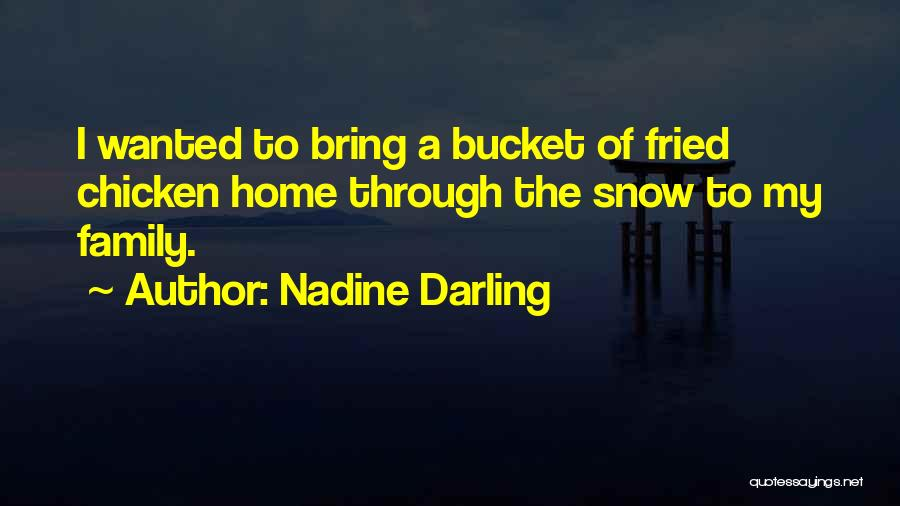 Mrs Darling Quotes By Nadine Darling