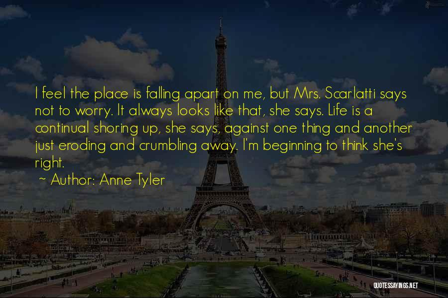 Mrs Right Quotes By Anne Tyler
