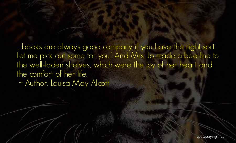 Mrs Right Quotes By Louisa May Alcott