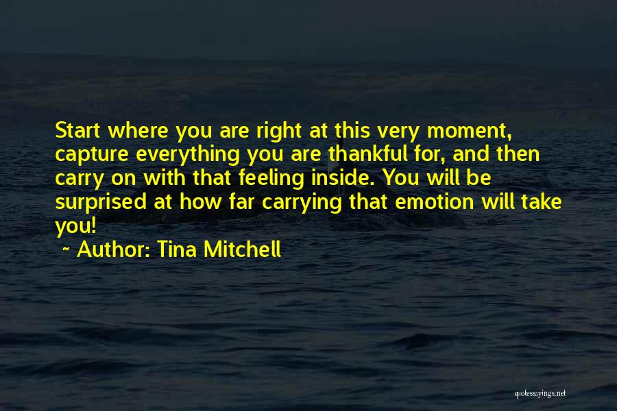 Mrs Right Quotes By Tina Mitchell