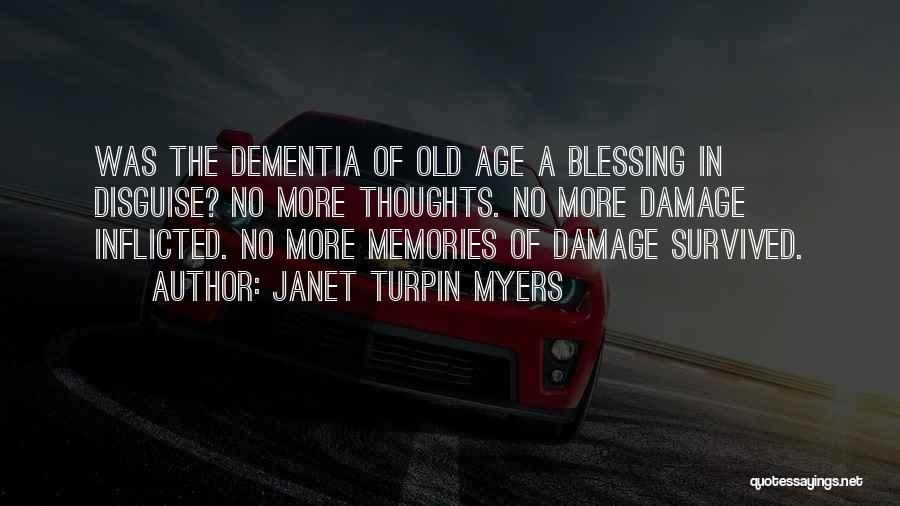 Mrs Turpin Quotes By Janet Turpin Myers