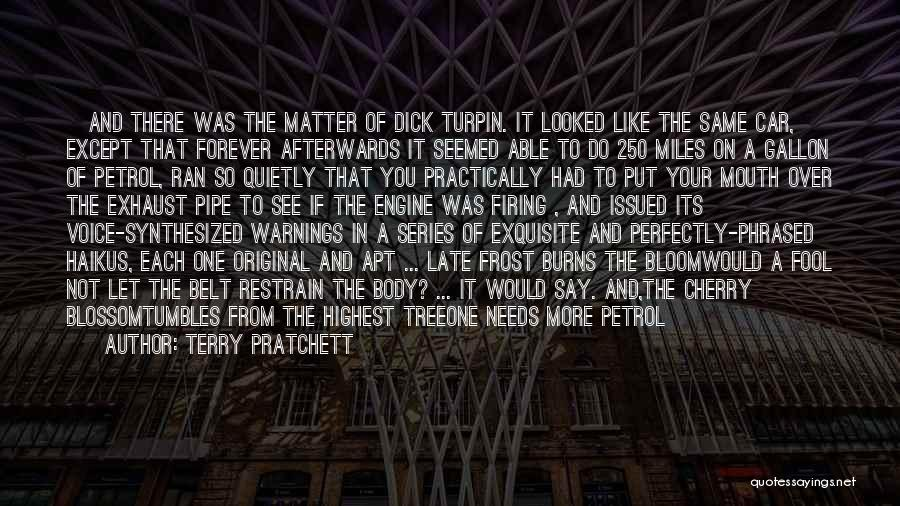 Mrs Turpin Quotes By Terry Pratchett