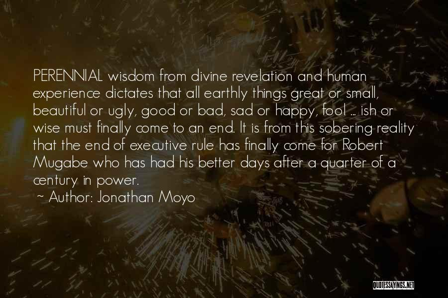 Mugabe Quotes By Jonathan Moyo
