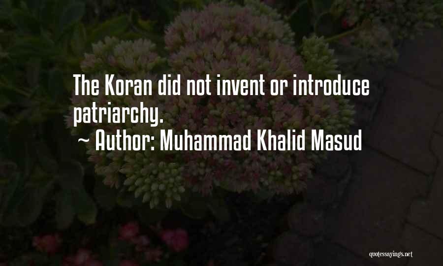 Muhammad Khalid Masud Quotes 1011519