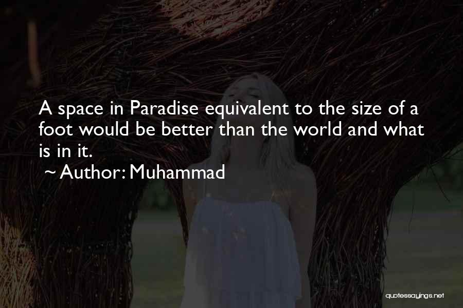 Muhammad Quotes 1418544