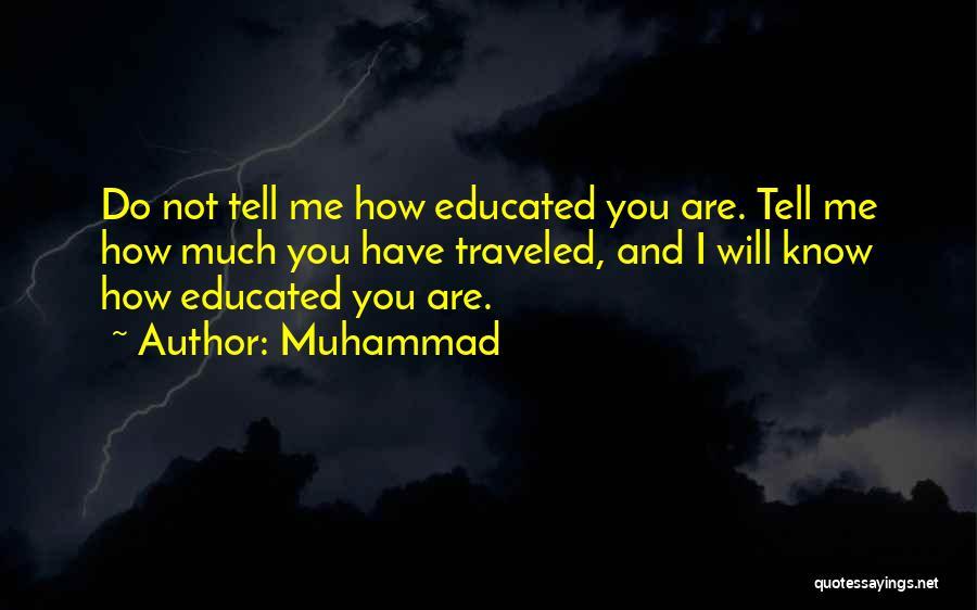 Muhammad Quotes 1669665