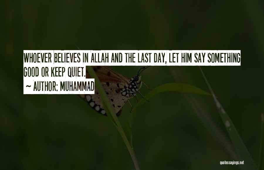 Muhammad Quotes 265806