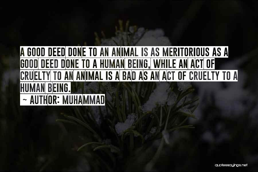 Muhammad Quotes 539584