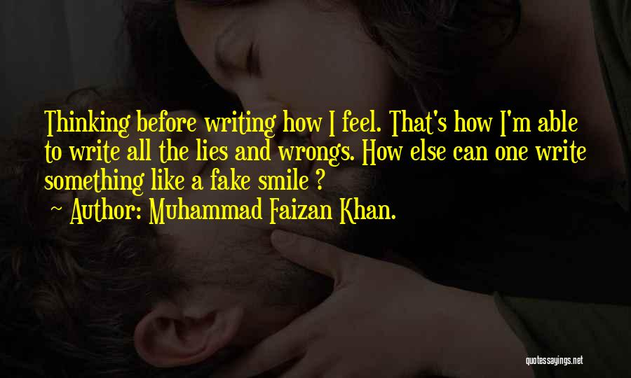 Muhammad S.a.w Quotes By Muhammad Faizan Khan.