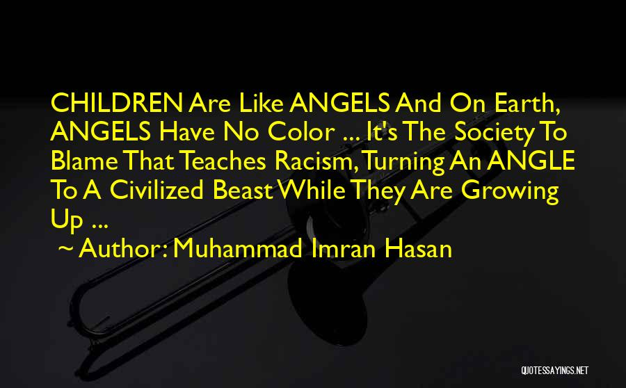 Muhammad S.a.w Quotes By Muhammad Imran Hasan