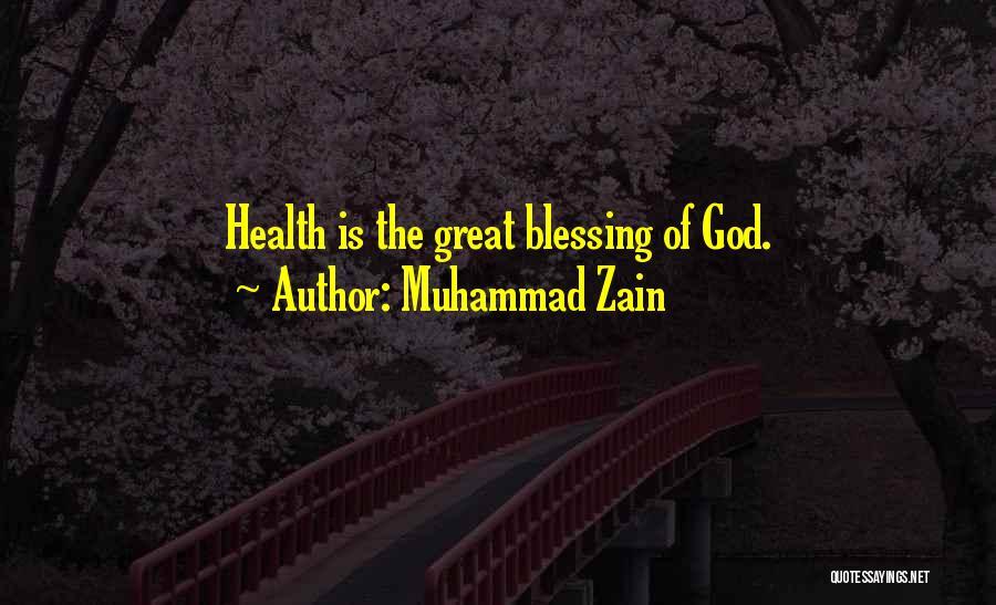 Muhammad Zain Quotes 579975