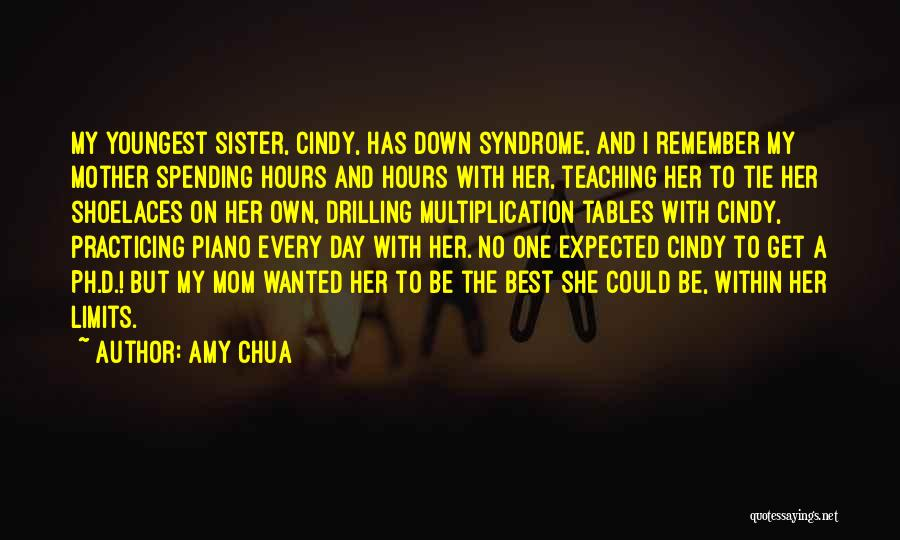 Multiplication Quotes By Amy Chua
