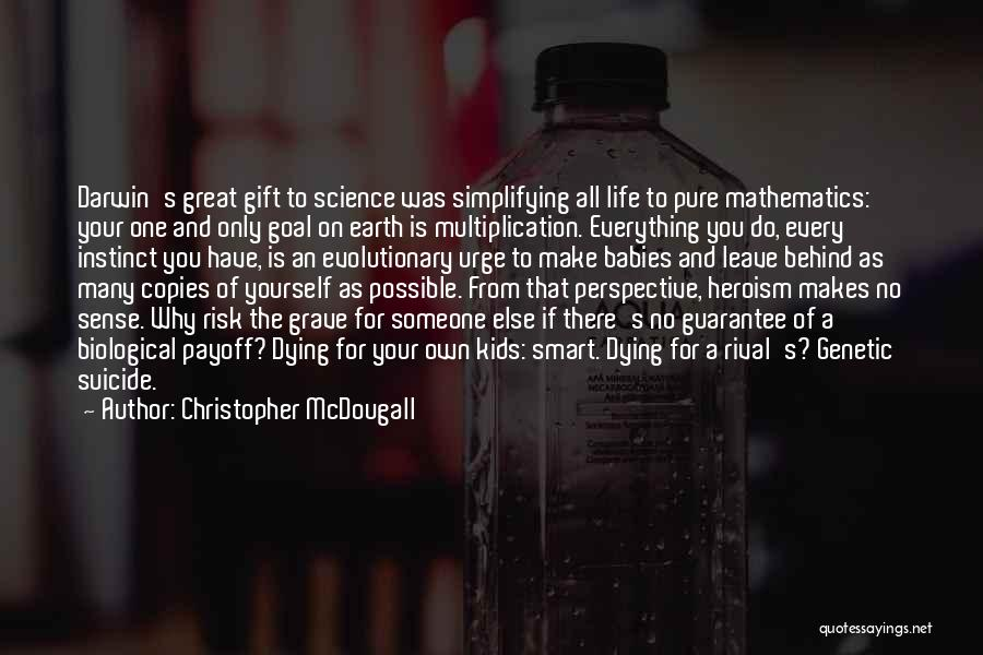 Multiplication Quotes By Christopher McDougall