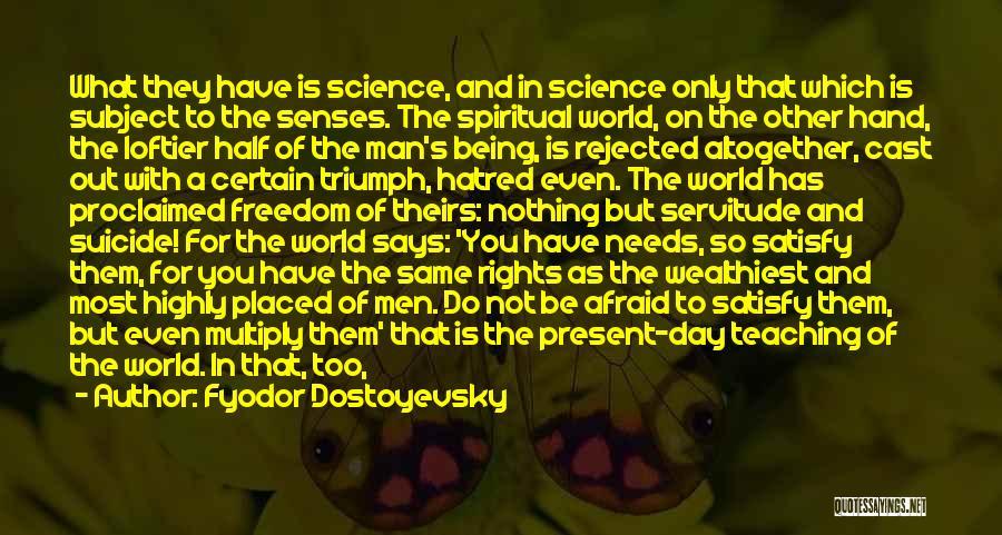 Multiplication Quotes By Fyodor Dostoyevsky