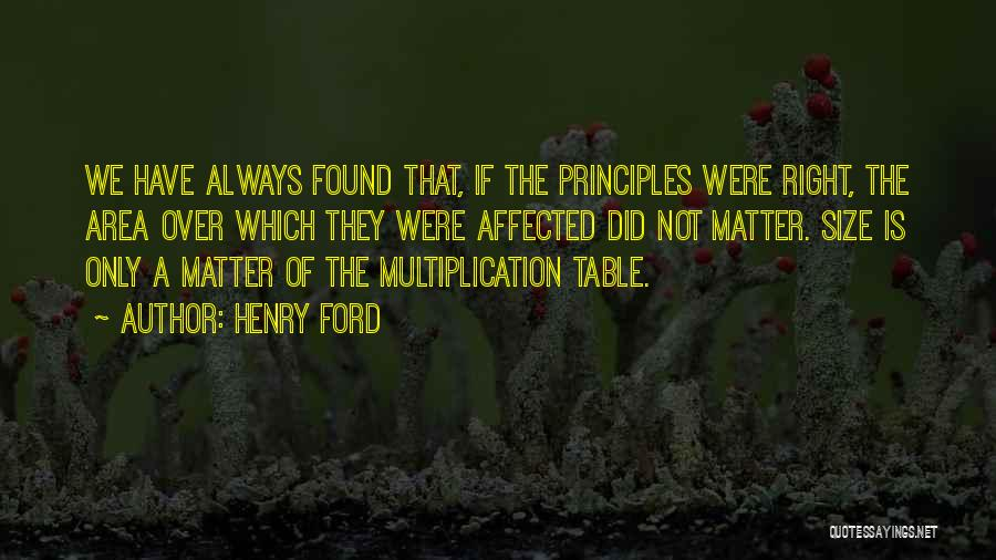 Multiplication Quotes By Henry Ford