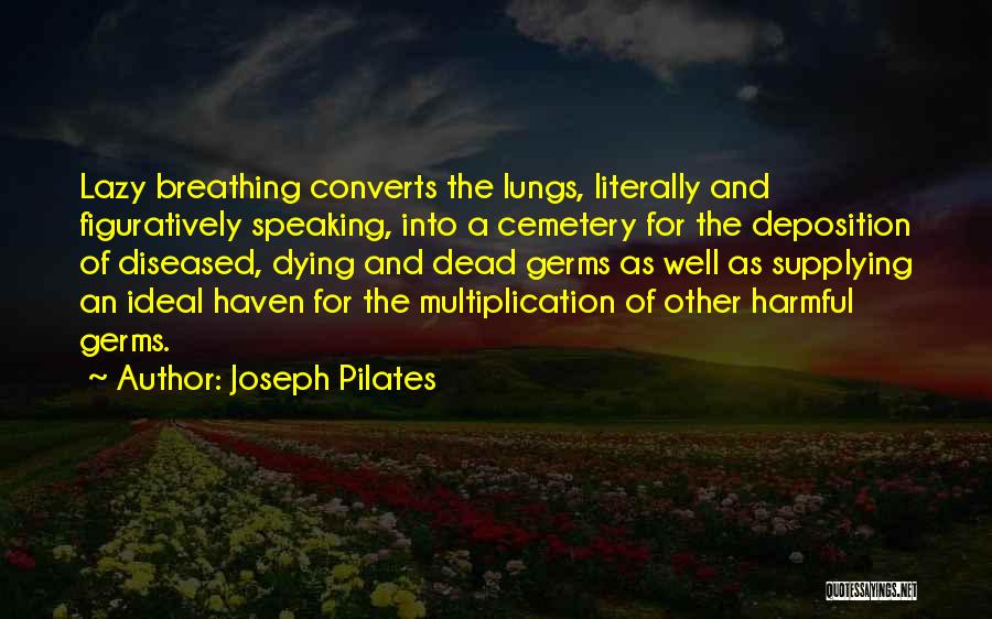 Multiplication Quotes By Joseph Pilates