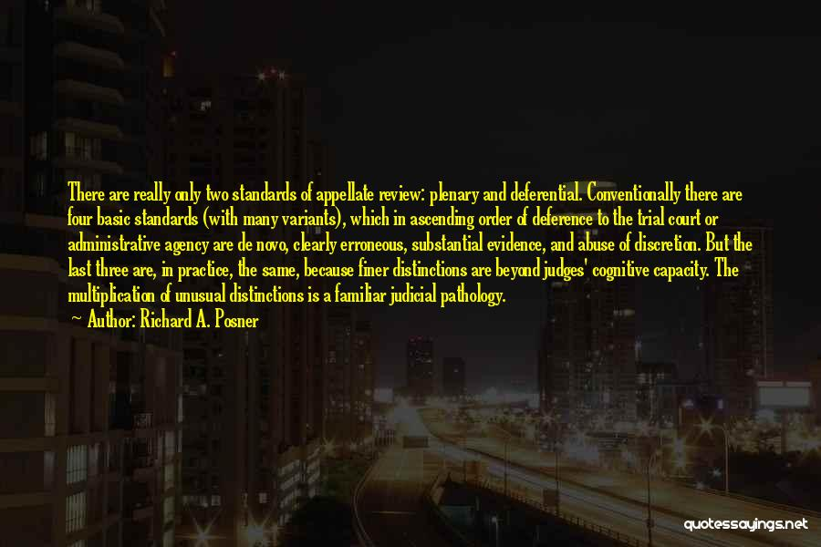 Multiplication Quotes By Richard A. Posner