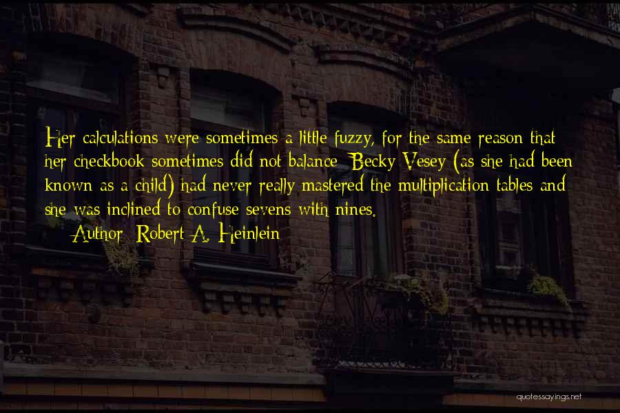 Multiplication Quotes By Robert A. Heinlein