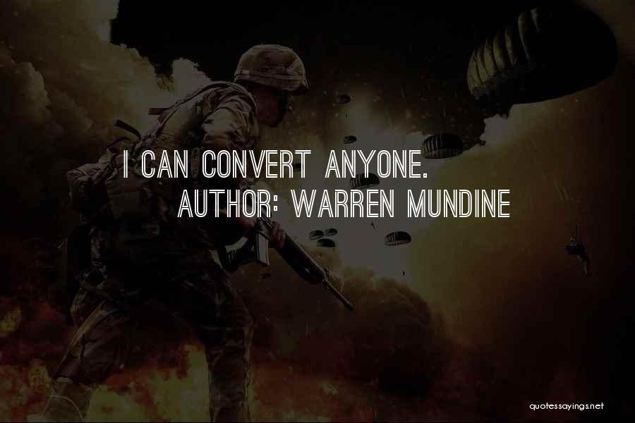 Mundine Quotes By Warren Mundine