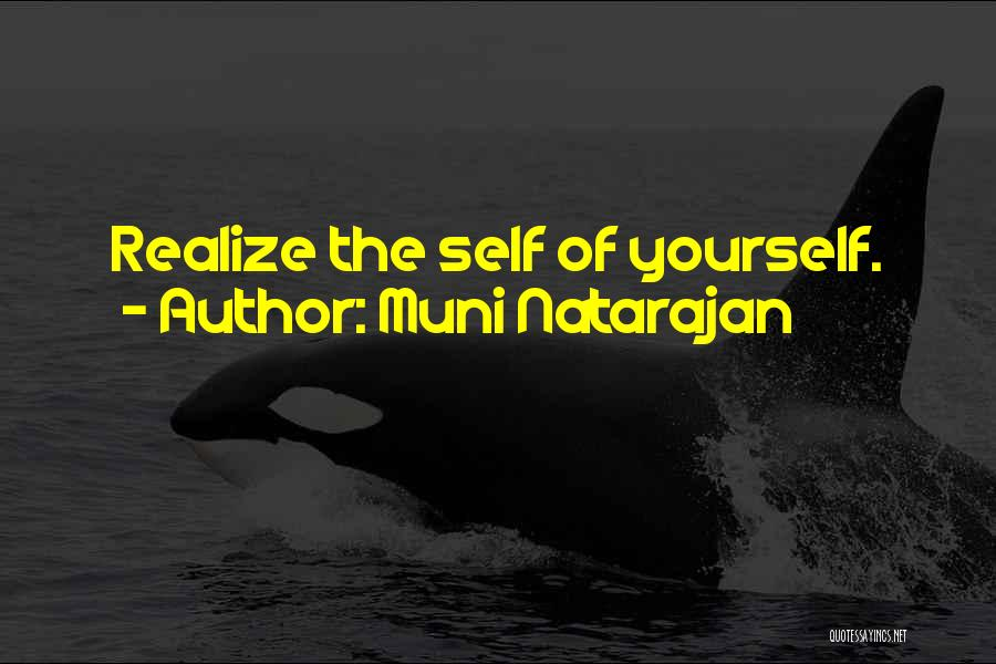 Muni Natarajan Quotes 1206747