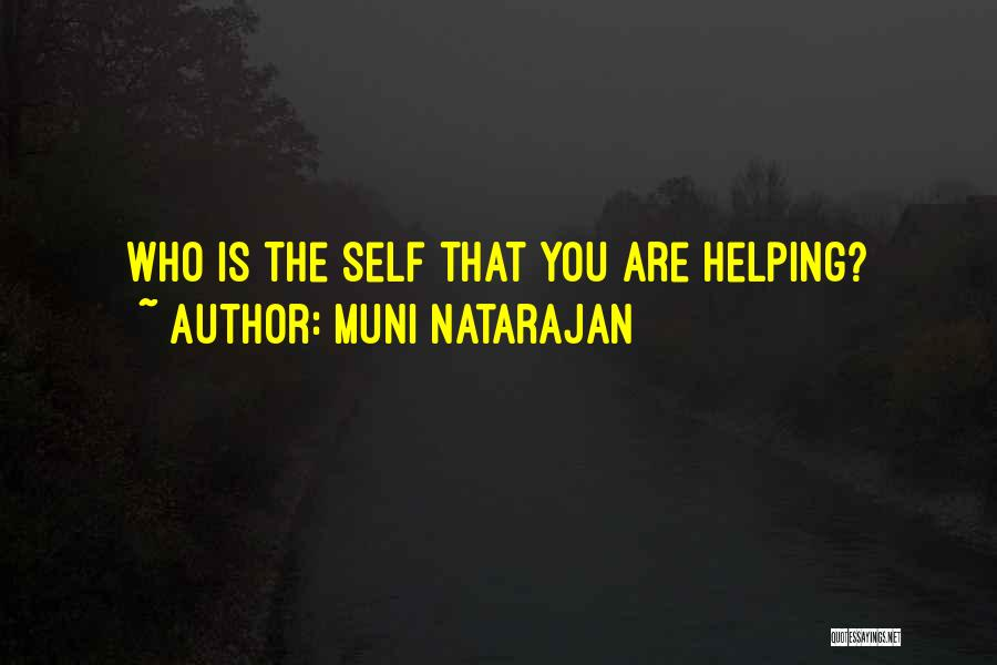 Muni Natarajan Quotes 2142795