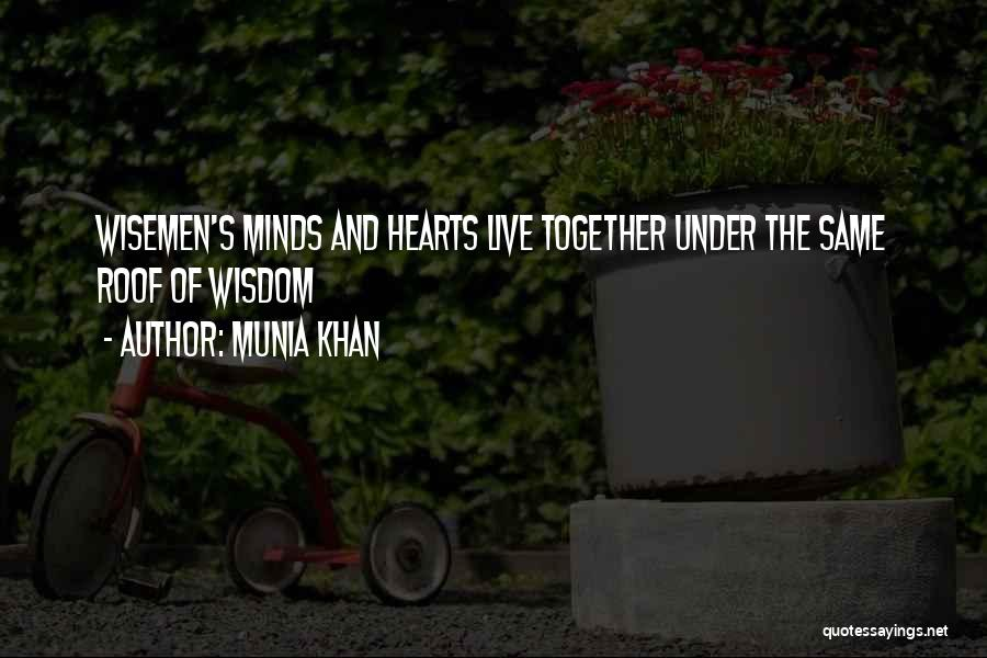 Munia Khan Quotes 1585687