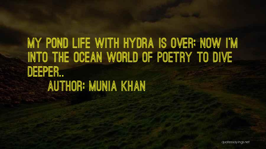 Munia Khan Quotes 1597158
