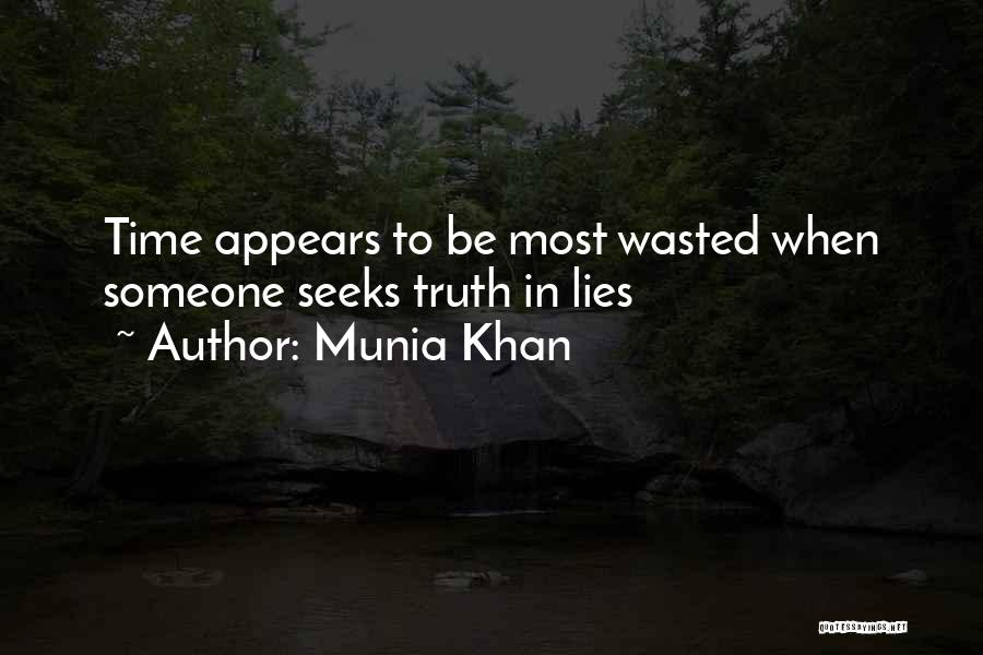 Munia Khan Quotes 411991