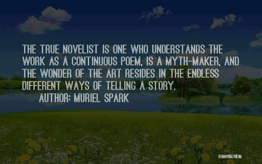 Muriel Spark Quotes 1252525