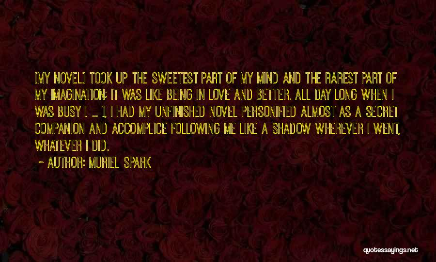 Muriel Spark Quotes 157446
