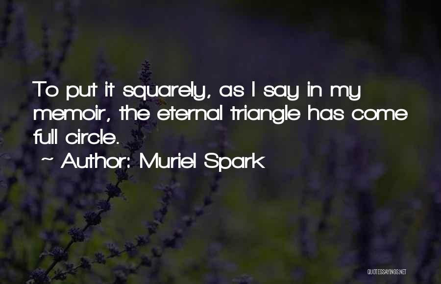 Muriel Spark Quotes 174111
