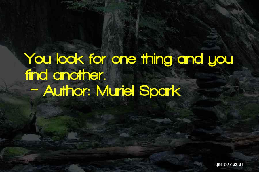 Muriel Spark Quotes 1934662