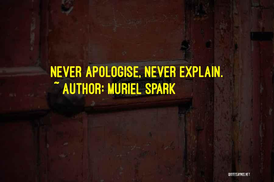 Muriel Spark Quotes 2086086