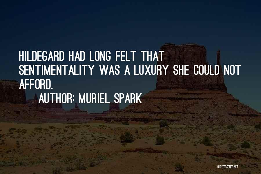 Muriel Spark Quotes 2174631
