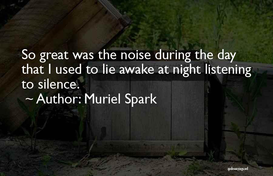Muriel Spark Quotes 2198677