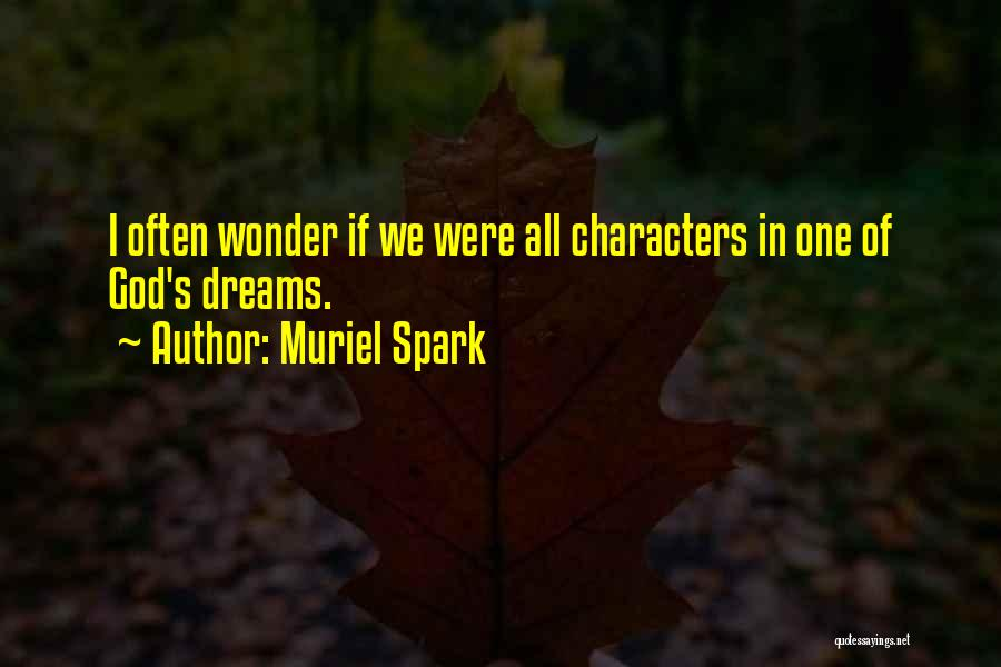 Muriel Spark Quotes 355862