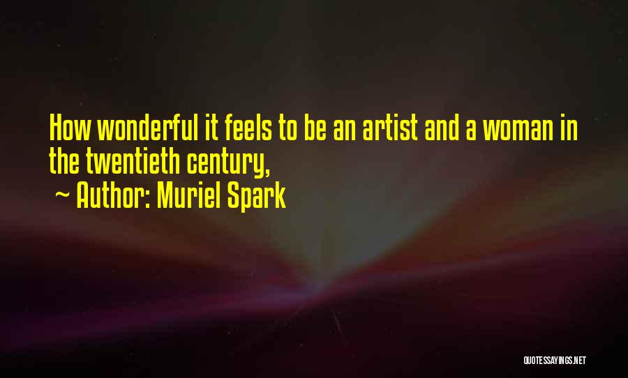 Muriel Spark Quotes 637988