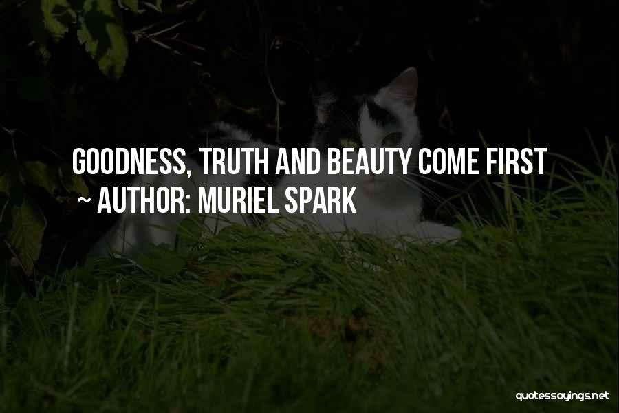 Muriel Spark Quotes 641149