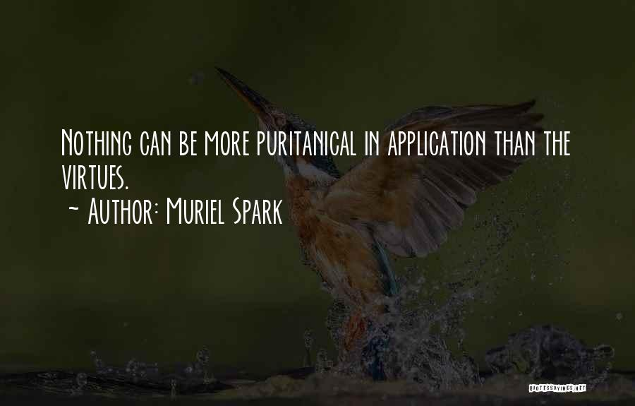 Muriel Spark Quotes 689459